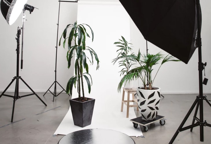 the use of a reflector in a photography