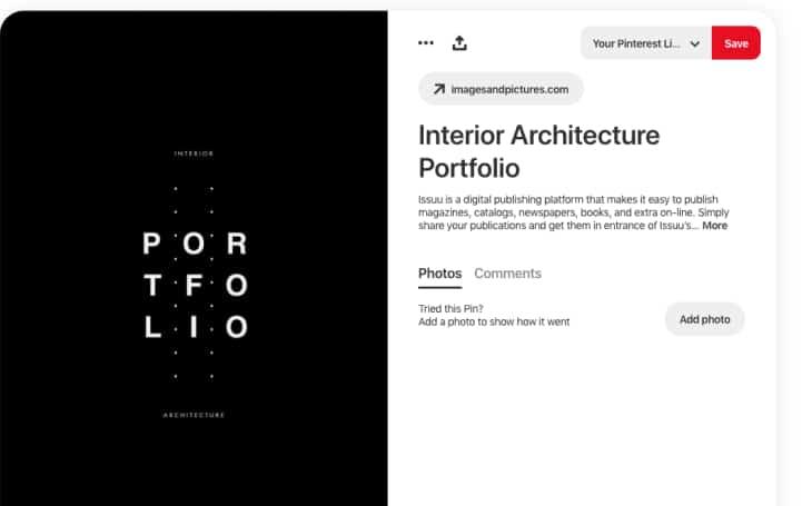 Interior Architecture Portfolio