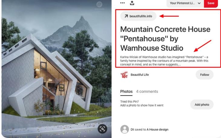 "Mountain Concrete House ""Pentahouse"" by Wamhouse Studio"