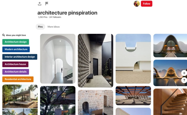 architecture pinspiration